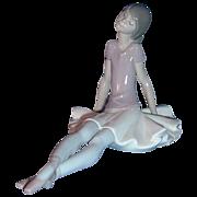 """Lladro Figurine """"Phyllis"""" #1356 Ballerina"""