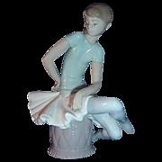 "Lladro Figurine ""Julia"" #1361 Ballerina"