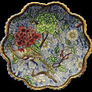 "Hand Painted Bowl George Borgfeldt  ""3000/123"""