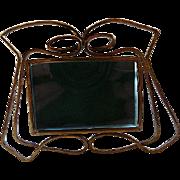 English Art Nouveau/ Arts & Crafts Picture Frame