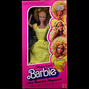 SALE 1981 Magic Curl Barbie 3856 Sealed in Box Very Collectible