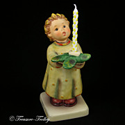 SOLD Hummel 439 A Gentle Glow TMK6 Candle Holder