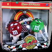 SALE M&M Rock'n Roll Cafe Diner Candy Dispenser VALENTINE'S DAY SALE