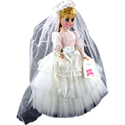 "SALE Madame Alexander 17"" Elise Bride 1685 Original Box and Tags MINT Doll"
