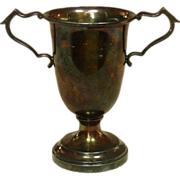 Standard Silver Co., Ltd., Small Loving Cup, Circa 1900