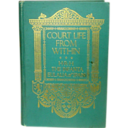 Court Life from Within, H.R.H. The Infanta Rulalia, 1915, illustrated