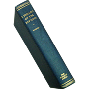 A History of the Baptists, Torbet, 1955, Third Printing