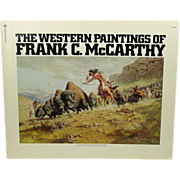The Western Paintings of Frank C. McCarthy, 1974, Second
