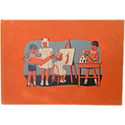 Childcraft, Volume Thirteen, Art and Music, 1945, illustrated