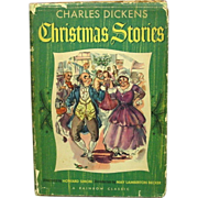 Charles Dickens Christmas Stories, 1946, illustrated