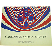Crocodile and Cassowary: Religious Art of the Upper Sepik River, New Guinea, 1971