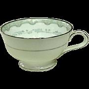 Noritake China, Japan, #6243 Margaret Pattern, Coffee/Tea Cups, 1961-1973
