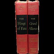 The Second World War, Vols. 3 & 4, Winston Churchill, 1950, Houghton Mifflin
