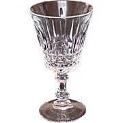 Cristal D'Arques-Durand Crystal Stems, Cordials, set of 12