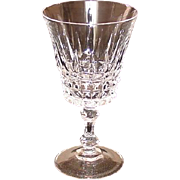 Cristal D'Arques-Durand Crystal Stems, Wines, set of 12