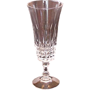 Cristal D'Arques-Durand Crystal Stems, Fluted Champagne, set of 12