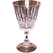 Cristal D'Arques-Durand Crystal Stems, Water Goblet, set of 9