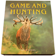 Game and Hunting, Bluchel, 1997, 2 vols. in Slipcase, Beautiful Pics