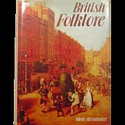 British Folklore, Marc Alexander, 1982, illustrated