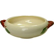 SOLD Franciscan China, Apple Pattern, Round Handled Vegetable, U.S.A.