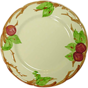 "Franciscan China, Apple Pattern, Dinner Plates, 10 1/2"", U.S.A."