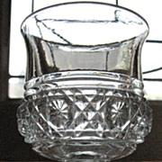 Eapg glass cordial, Hawaiian Lei, Bryce Higbee