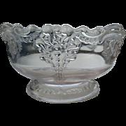 """Victoria"" Tarentum Glass, berry, sauce bowl"