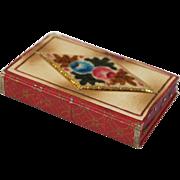 Georgian Pincushion Theorem Pin Cushion English Circa 1820