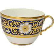 Georgian Spode Pattern 893 Cup English Porcelain Circa 1805