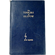 The Tinkers Of Elstow Signed By H E Bates and Illustrator Randolph Schwabe 1946 Limited ...