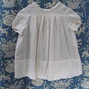 Vintage White Baby/Doll Dress