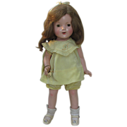 Fabulous Effanbee 'Mary Lee' Composition Doll
