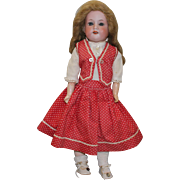 Armand Marseille 370 German Bisque Doll