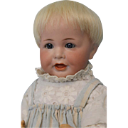 Antique German Bisque 11 Kammer and Reinhardt 116 A Character Baby Doll Boo Boo