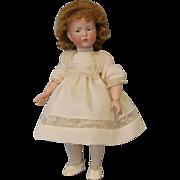 "SALE 9"" Antique German bisque K * R 101 Marie doll original body"