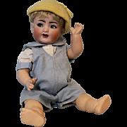 "SALE Antique 14"" Flirty Eye K*R 126 Simon & Halbig German Bisque Character Doll"