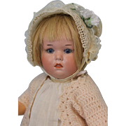 """SALE Antique 11"""" Armand Marseille 251 Baby Character German Bisque Doll c.1912"""