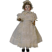 "SALE Antique 18"" Kicking,Screaming,Jules Steiner Gigoteur Doll Ca.1880 Says Mama/Papa"