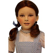 """SALE 16"""" R. John Wright Dorothy Doll #122 Limited Edition 350 Pieces from Wizard of Oz"""