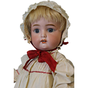 "SALE Antique 15"" S & H 1299 Simon & Halbig German Bisque Child Doll c.1912"
