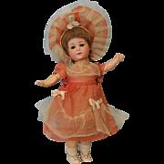 "SALE 12"" Antique Doll Gebruder Heubach Bisque #8420 Square Mark Boo Boo Bargain c1914"