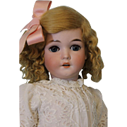 """SALE 25"""" Antique George Borgfeldt """"Pansy II"""" German Bisque Character Doll c.191"""