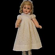 24 inch Madame Alexander Princess Elizabeth Composition Doll All Original From 1937