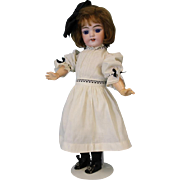 19 inch Antique Simon and Halbig 1009 Character Doll German Bisque Adorable!!