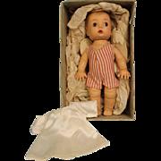 RARE 1952 9 inch Madame Alexander Angel/Cherub Doll w.Wings,Halo, Tags,Robe,Orig ...