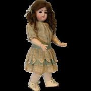 Antique 14 inch Kestner Closed Mouth German Bisque Doll incised 0 Dressed