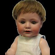 16 inch Early KESTNER mold number 247 CHARACTER Doll 1910 J.D.K Pristine Original ...