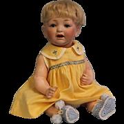 "SALE 13"" Kestner JDK 226 Character Baby Doll Sweet Expression Nice Size!"