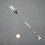 SALE Towle Sterling Long-Handled Pickle Fork