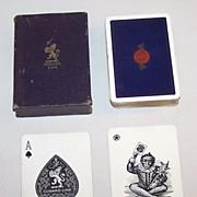 "Goodall (De La Rue) ""Cunard Line"" Maritime Playing Cards, c.1925"
